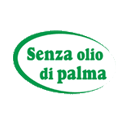 Logo senza olio di palma