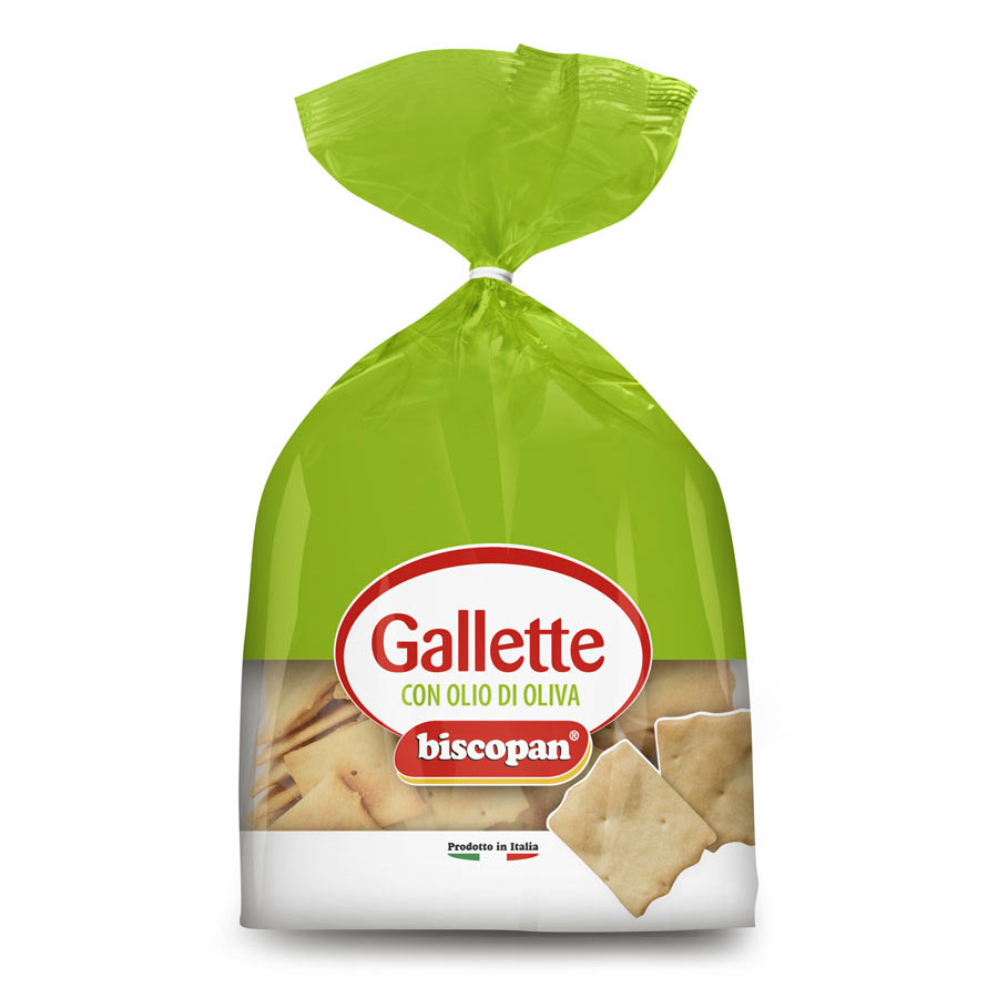 Galletas con aceite de oliva